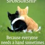 sponsor cats
